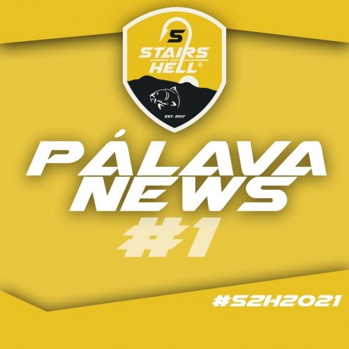 PÁLAVA NEWS #1