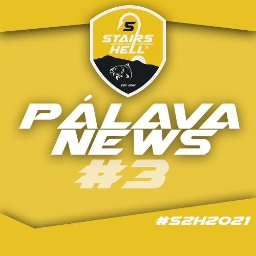 PÁLAVA NEWS #3
