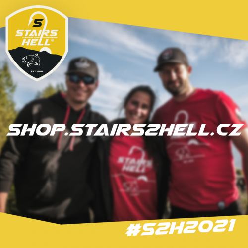 STAIRS2HELL MERCHANDISE